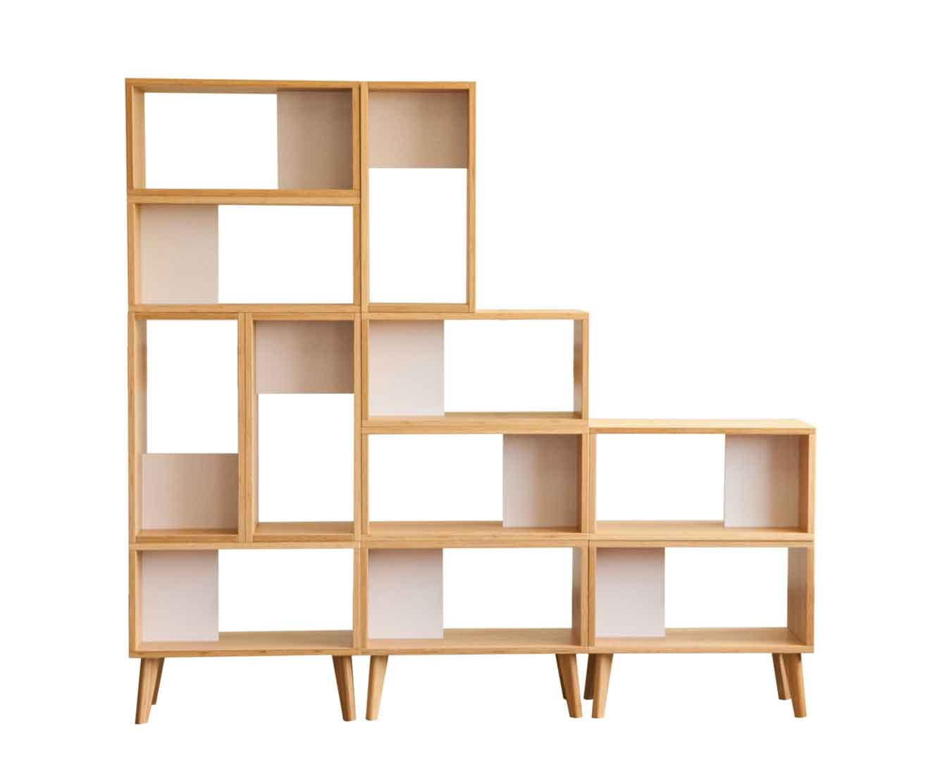 dasso.Furnishings Bamboo  Bookcases